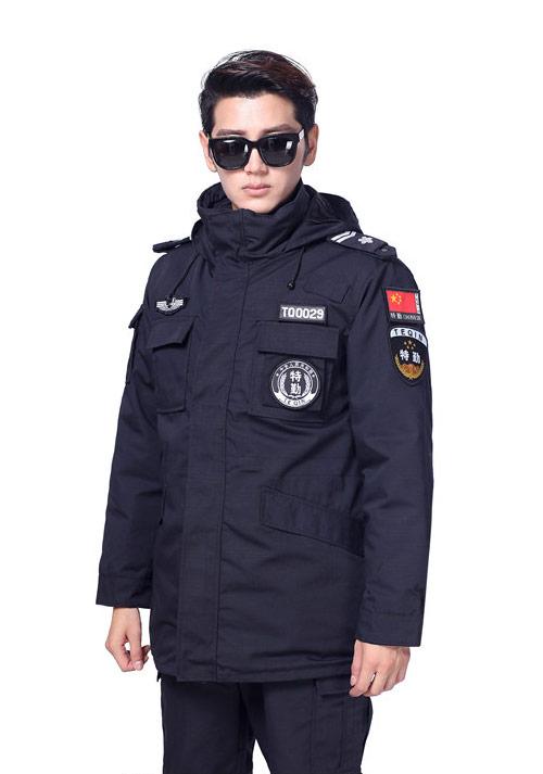 潜艇人员的工作服